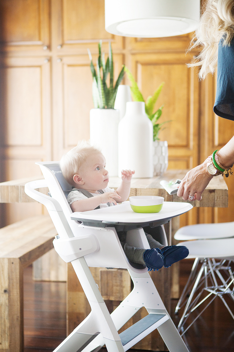 Miraculous 4Moms Highchair Giveaway Kailee Wright Ncnpc Chair Design For Home Ncnpcorg
