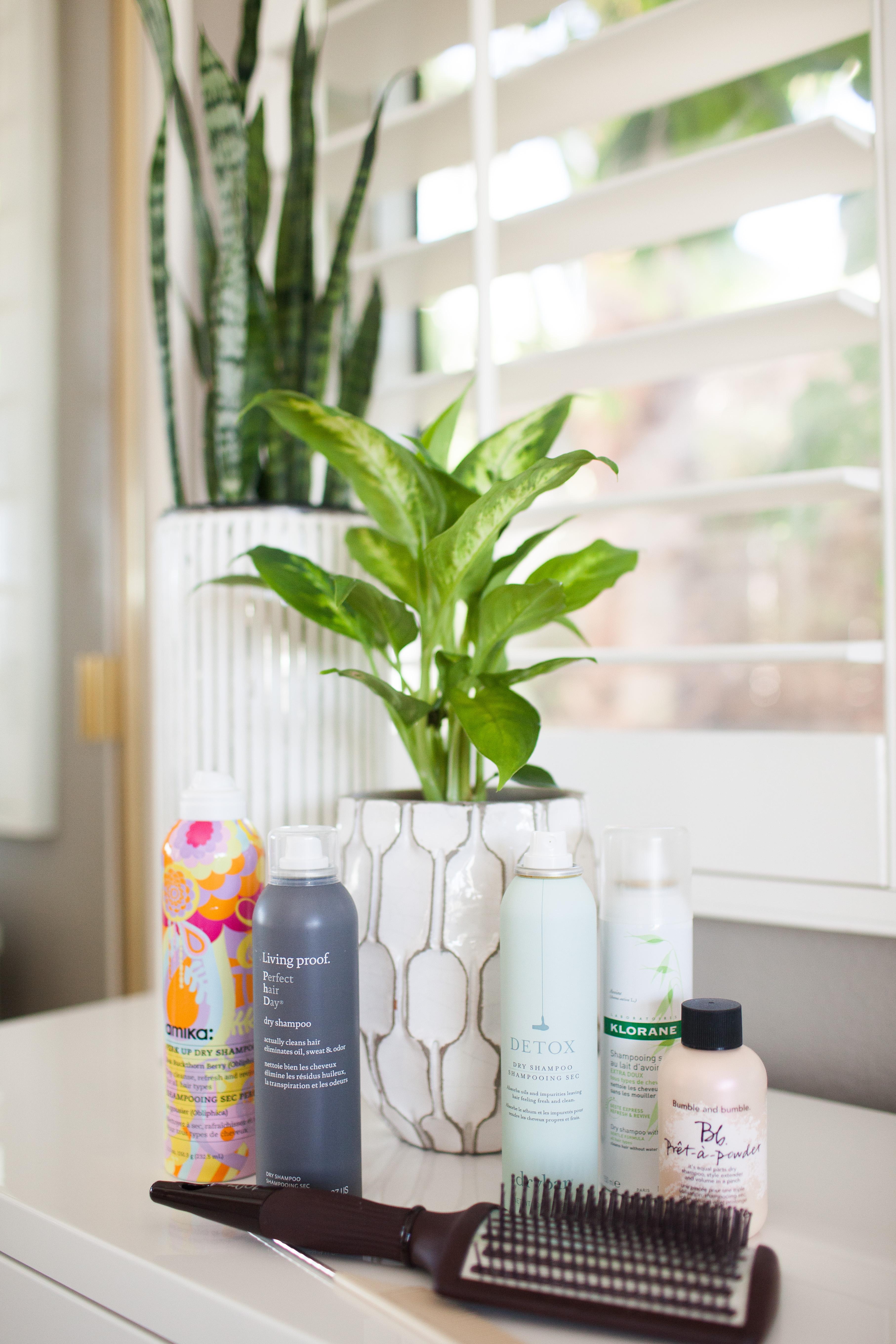 Kailee Wright_Sephora Dry Shampoo