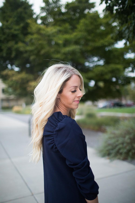 Kailee Wright_Nordstrom Menswear_Navy Dress