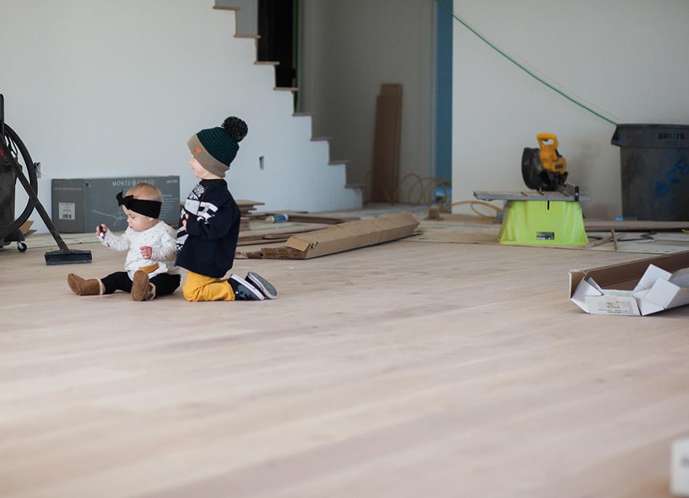 Kailee Wright- hallmark wood floor