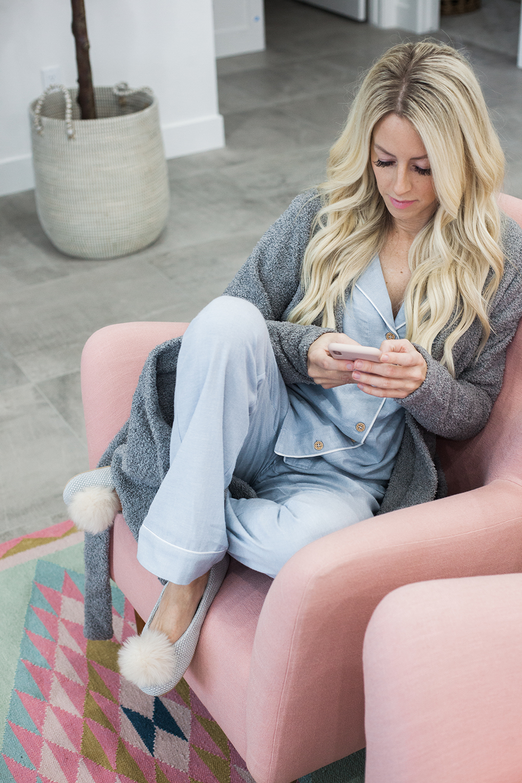 Kailee Wright -Ugg Pajamas