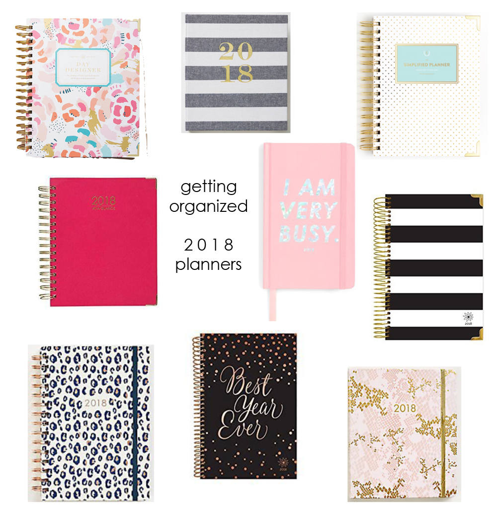 2018-planners