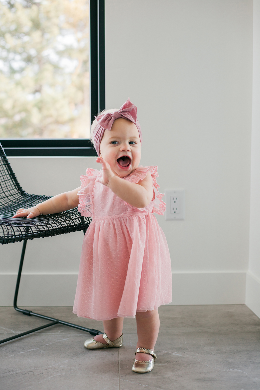 kailee-wright-harper's-first-birthday