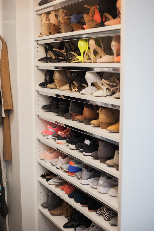 Kailee Wright Master Closet