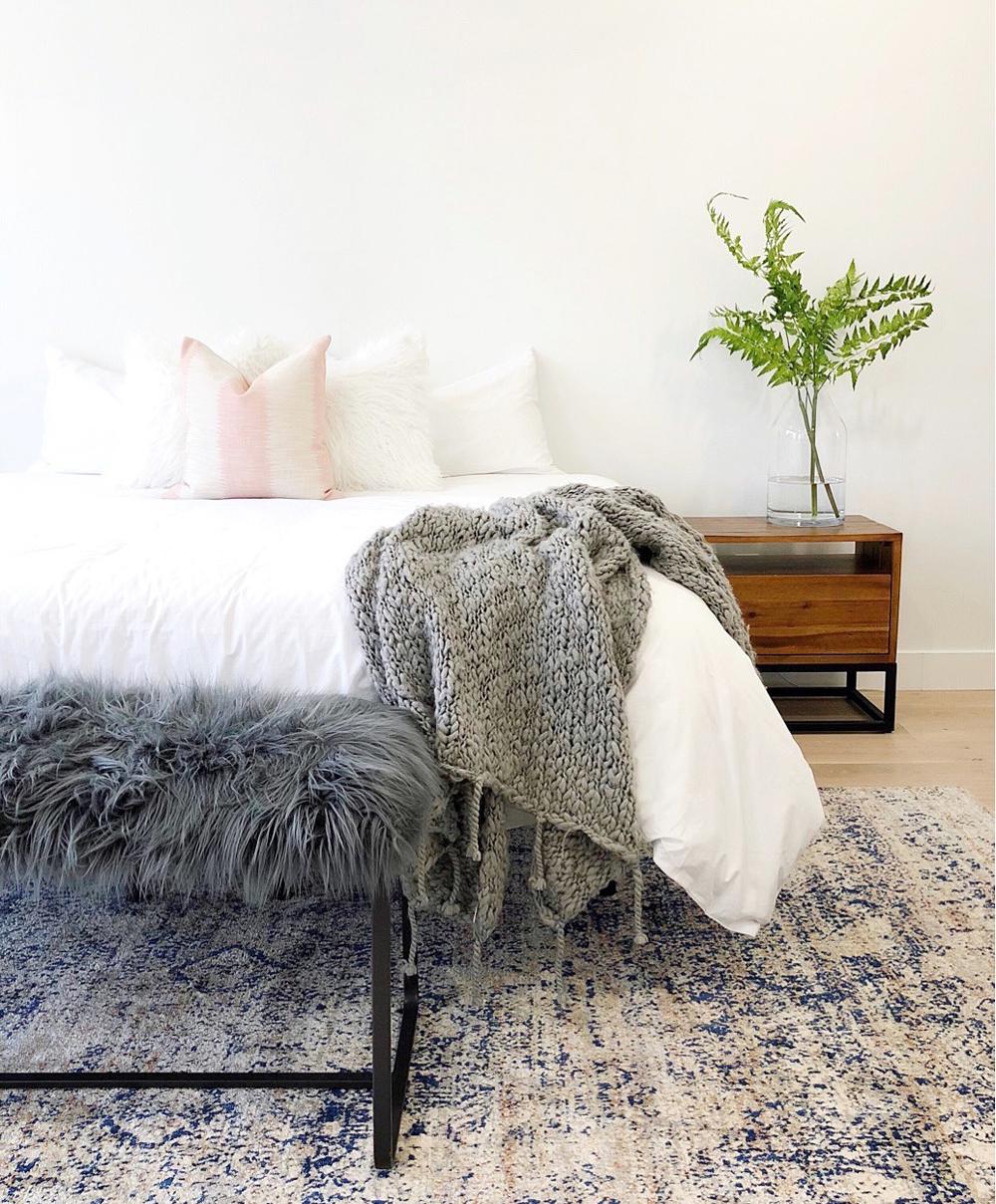 kailee wright weekly update, master bedroom