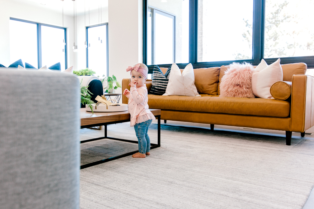 Kailee Wright Family Room all modern rug