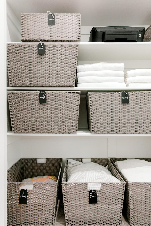 Kailee Wright linen closet