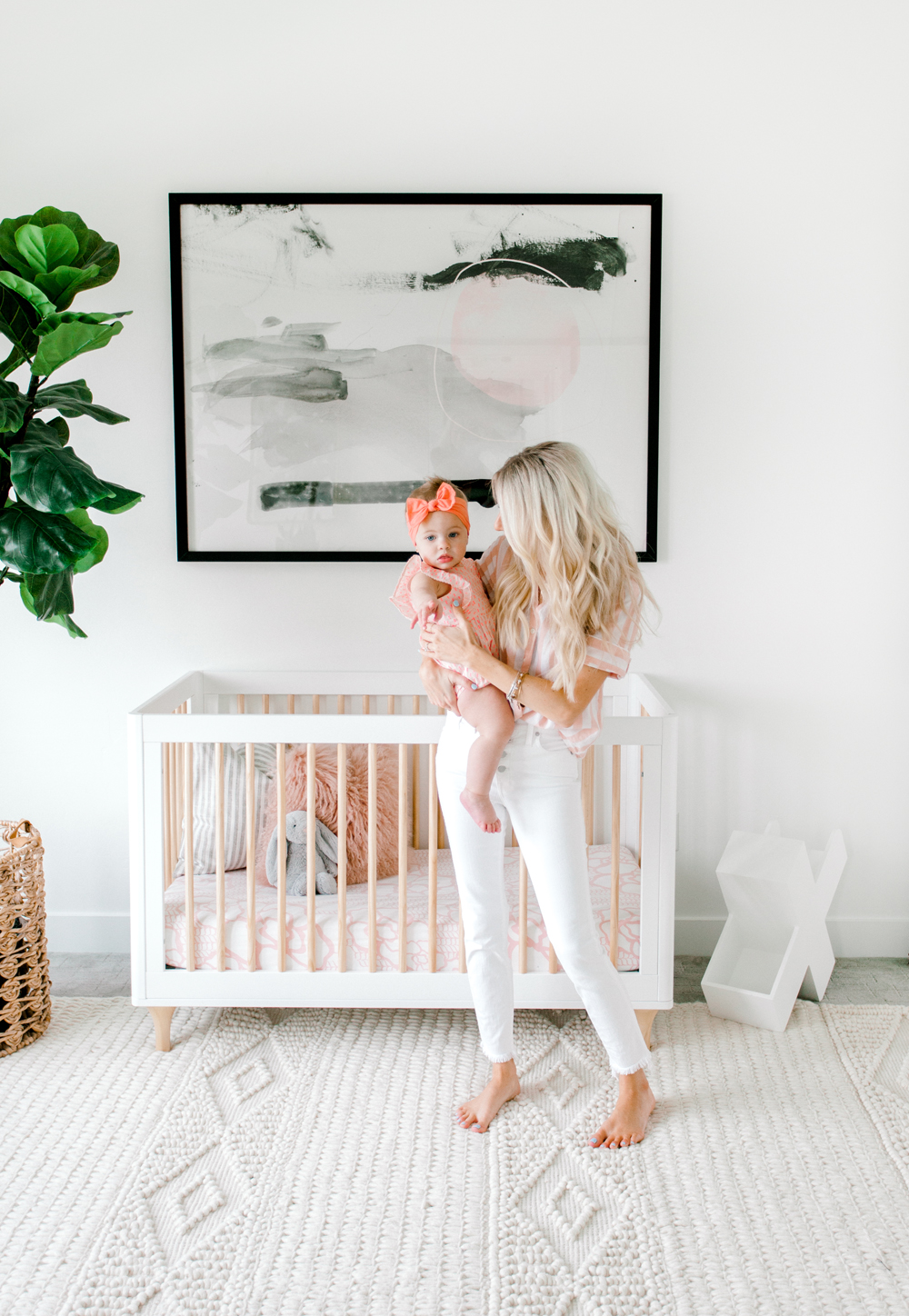 Kailee Wright Harper Room nursery