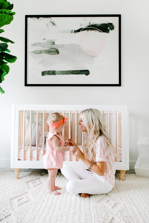 Kailee Wright Harper Room nursery