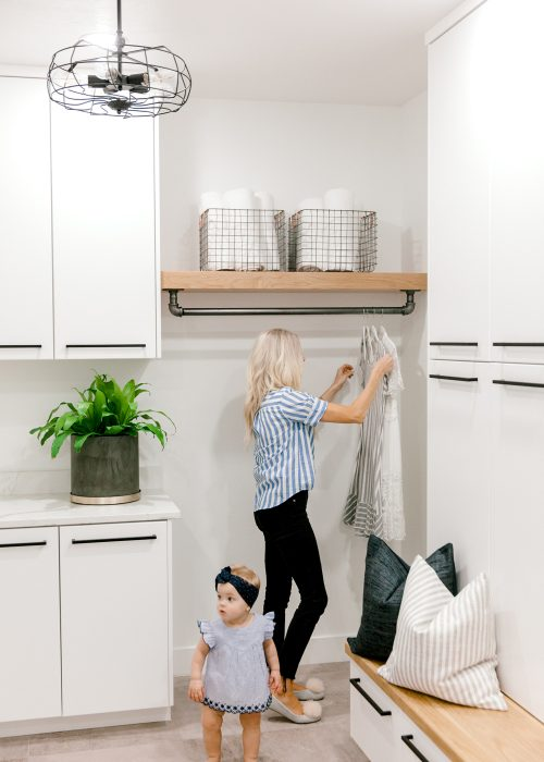 Kailee Wright Laundry room