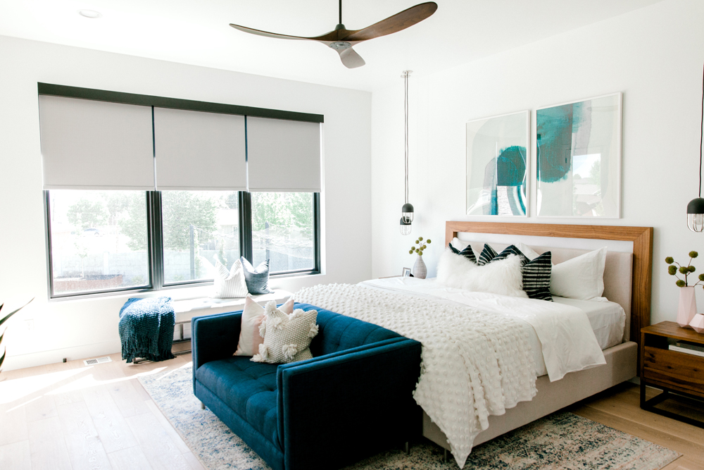Kailee Wright Master Bedroom