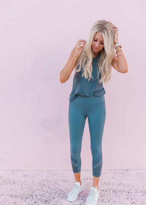 Kailee Wright Nordstrom Anniversary Sale Workout