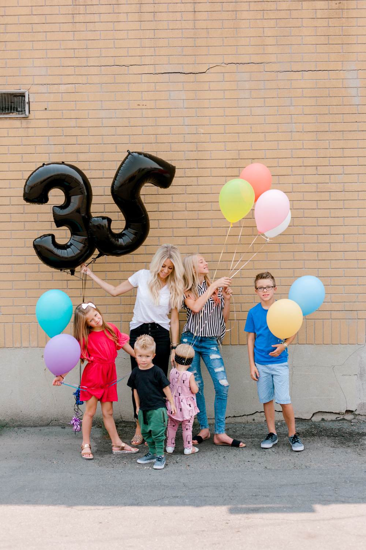 Kailee Wright 35th Birthday