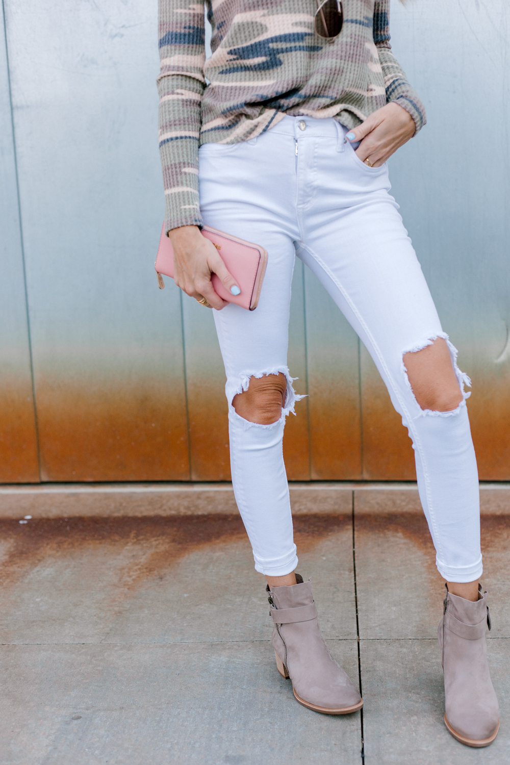 Kailee Wright- fall transition staples