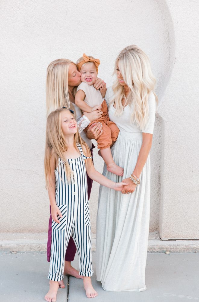 Kailee Wright Family Pictures