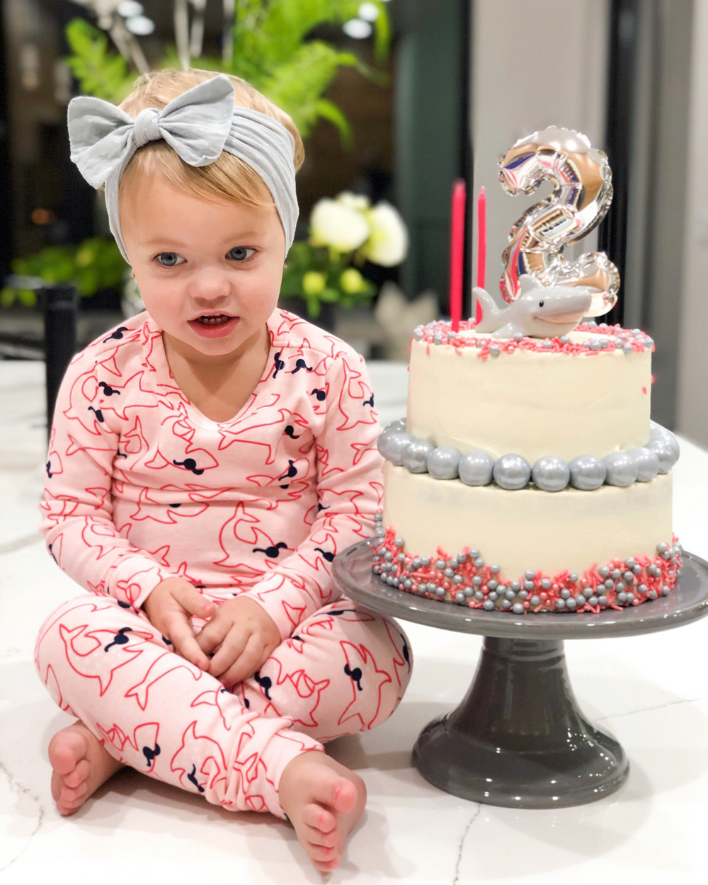 kailee wright harper turns two