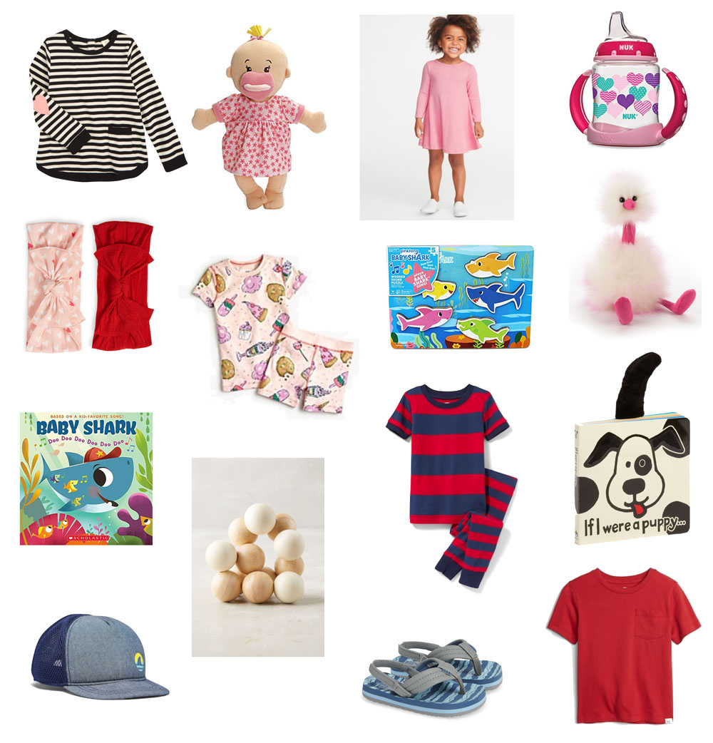 kailee wright valentines baby gift ideas
