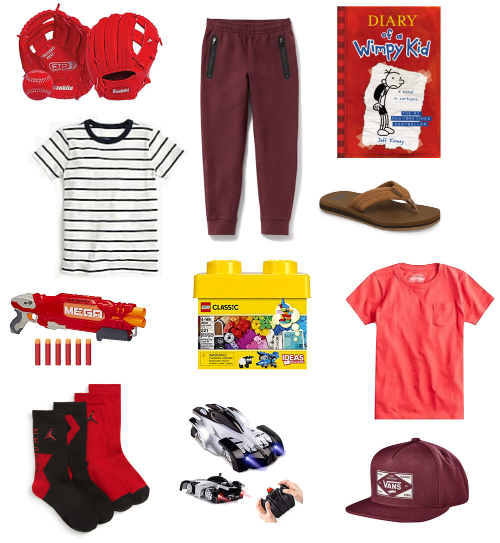 kailee wright valentines boy gift ideas