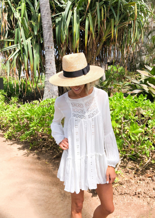 Kailee Wright Packing Hawaii