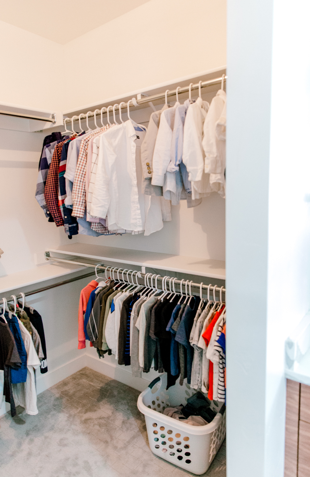 Kailee Wright Kids closets
