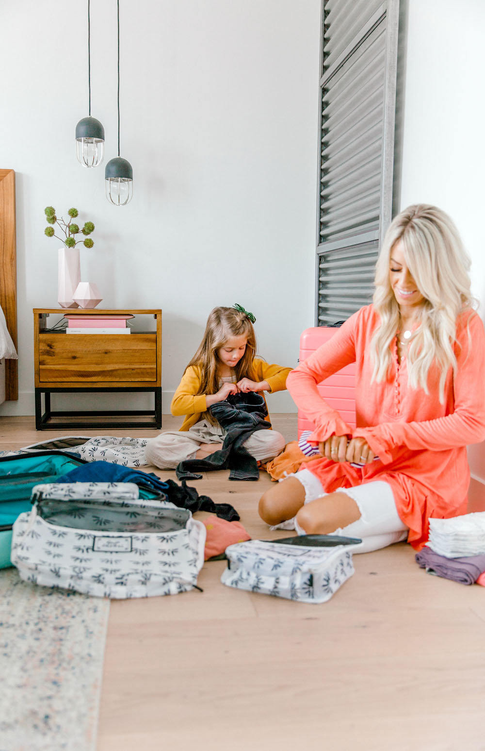 Kailee Wright 5 Tips to Simplify Packing Your Kids