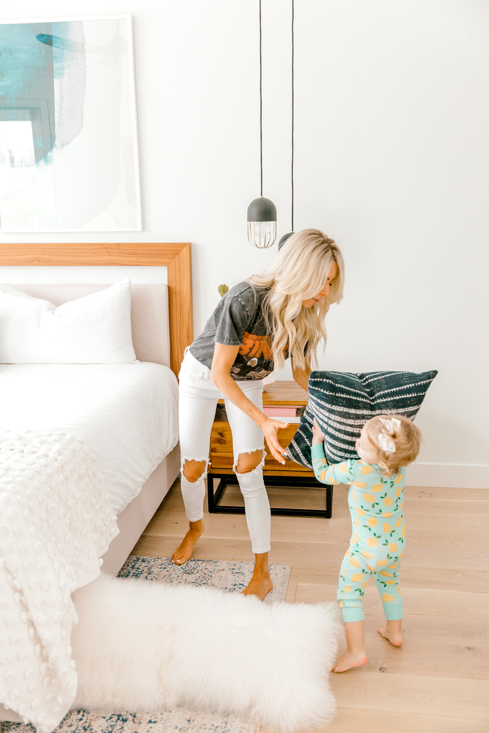 kailee wright morning routine