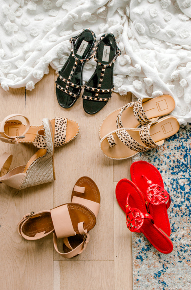 Kailee Wright Spring Shoes