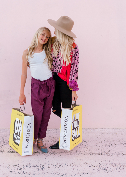 Kailee Wright- Nordstrom Anniversary Sale