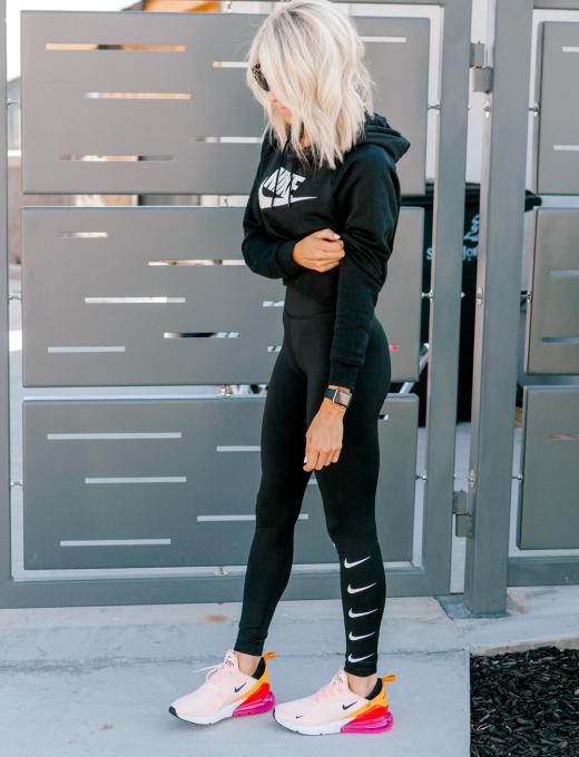 Kailee Wright Finish line Nike