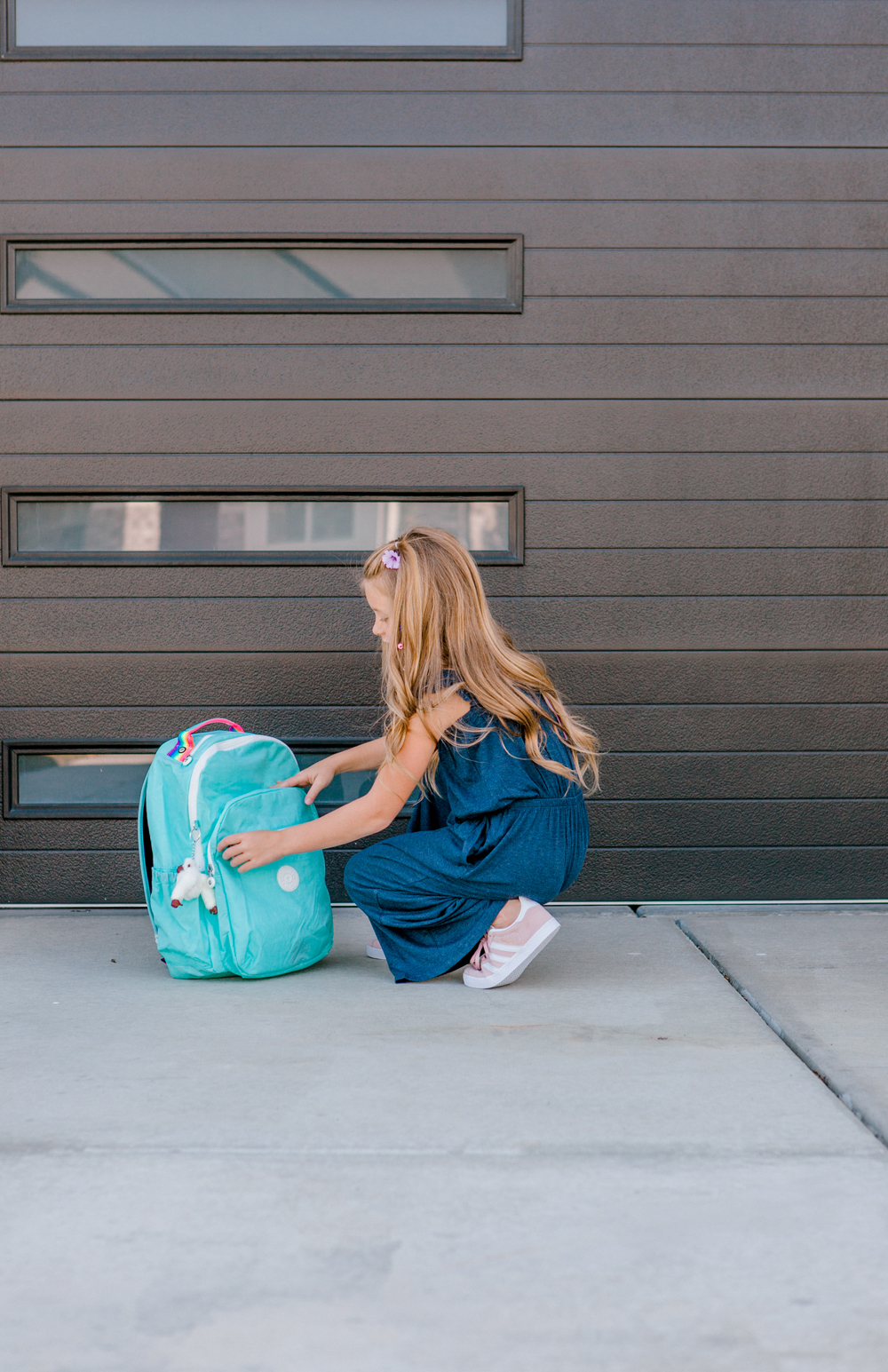 kailee wright Kipling Backpacks Back to School