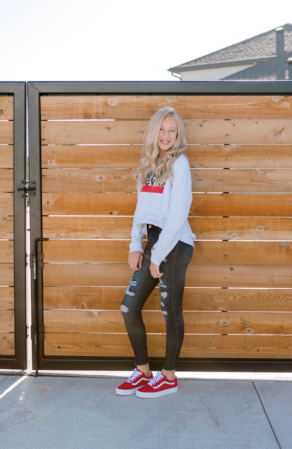 Kailee Wright Tween Style Walmart