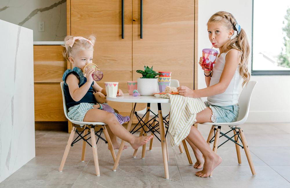 Kailee Wright Walmart Flower kids Home
