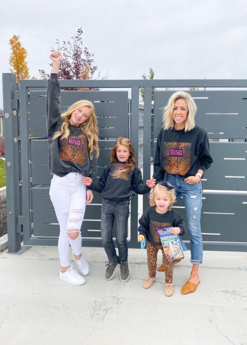 Kailee Wright Anine Bing Sweatshirt