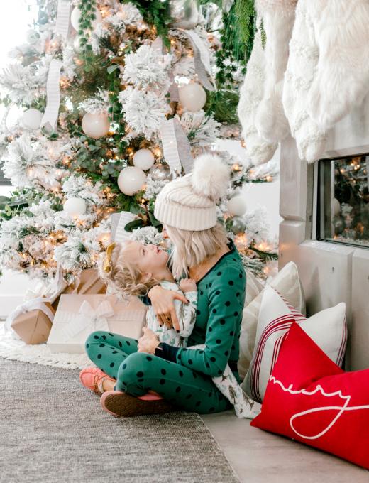 Kailee Wright Christmas Stockings
