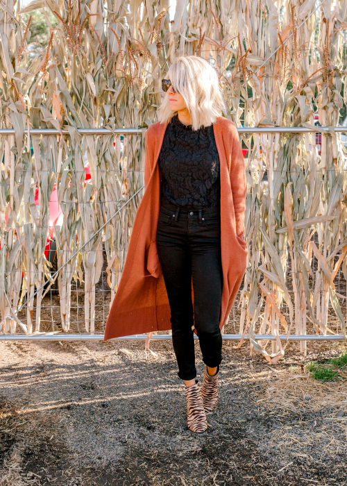 Kailee Wright Fall Transition Pieces