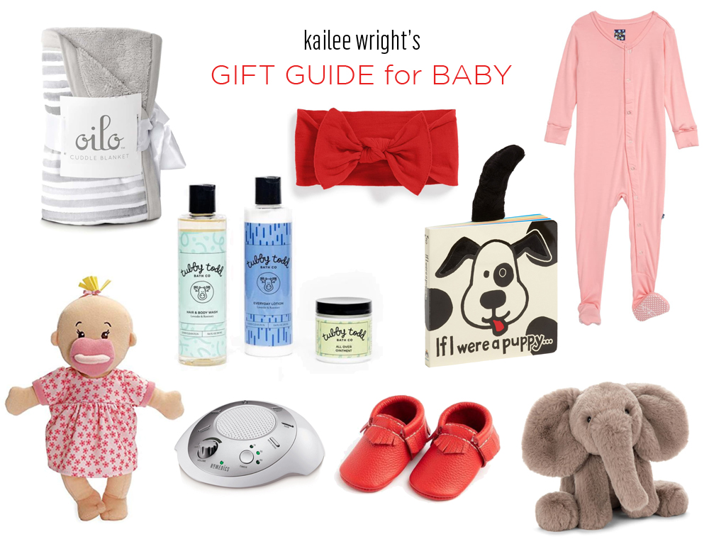 kailee wright baby gifts