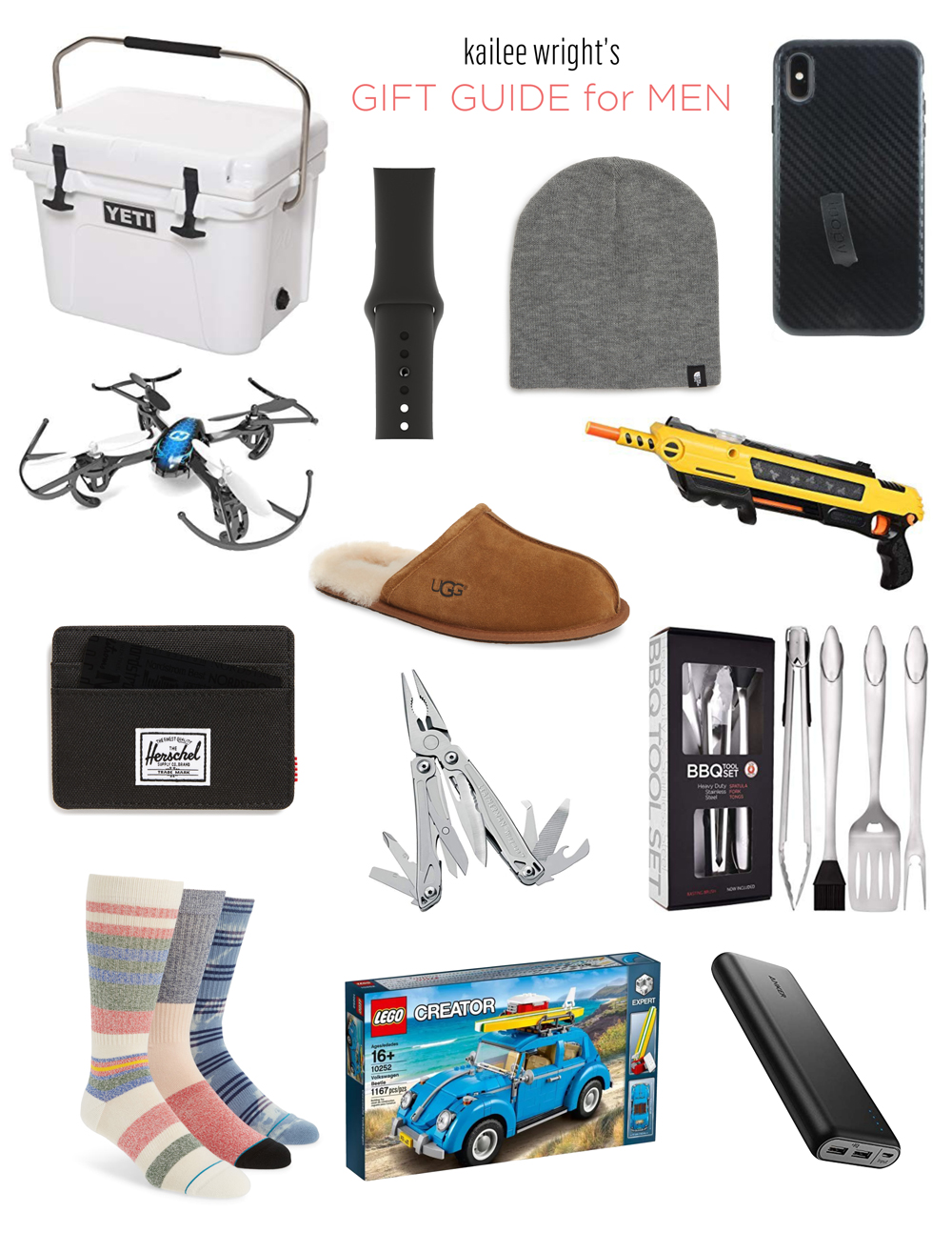 kailee wright men gifts