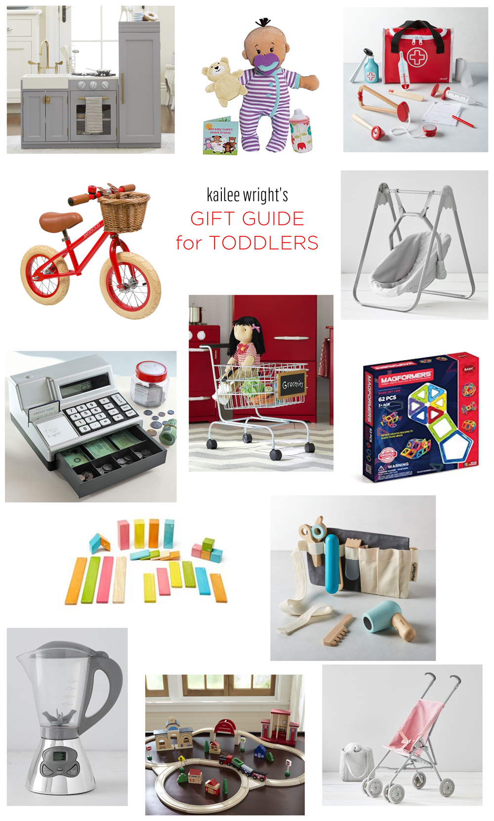 kailee wright toddler christmas gifts