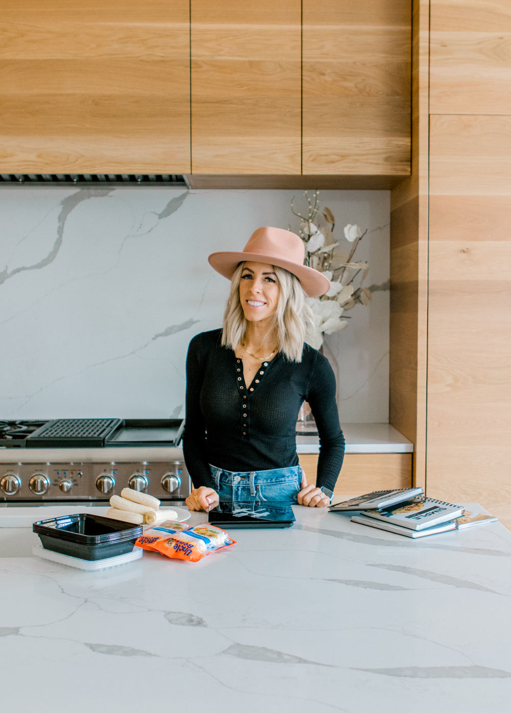 Kailee Wright modern kitchen
