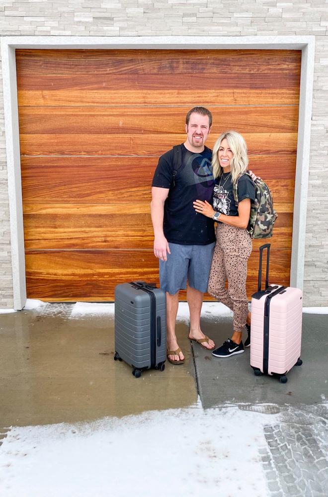 kailee wright Maui Hawaii Packing