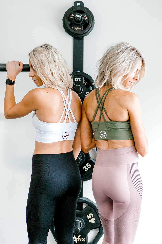 Kailee Wright Savvi Fit Workout