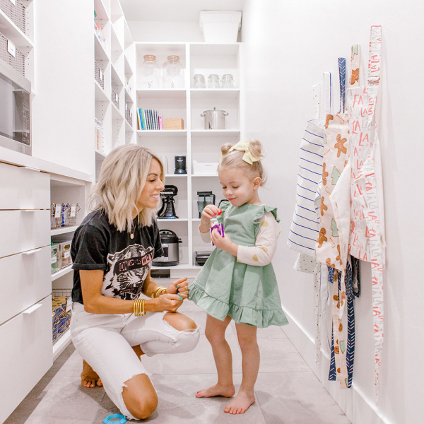 Kailee Wright Pantry with Neat Method