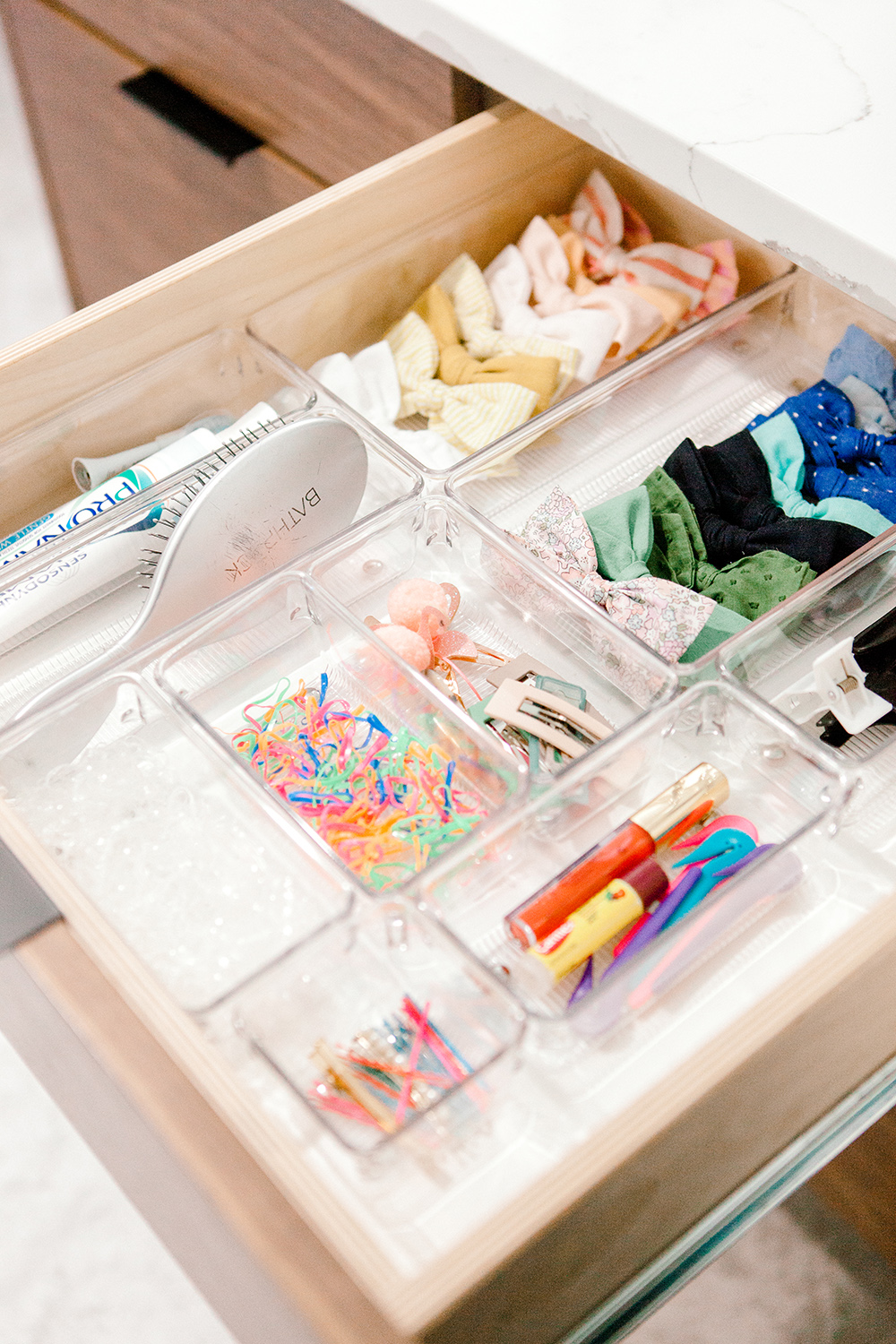 Kailee Wright Kids Bathroom container store