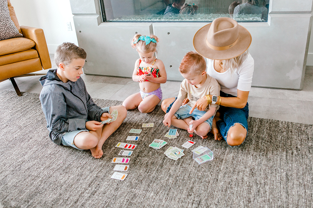 Kailee Wright Family Games