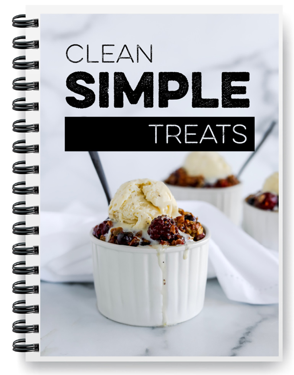 kailee wright Clean Simple Eats Treat recipe book