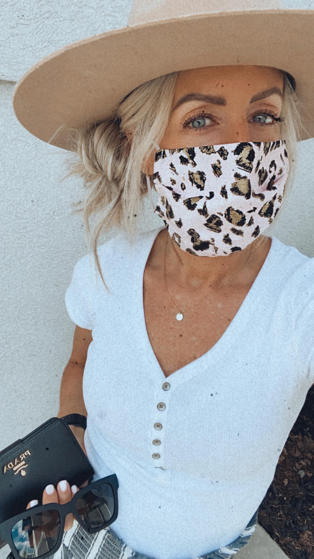 kailee wright face mask