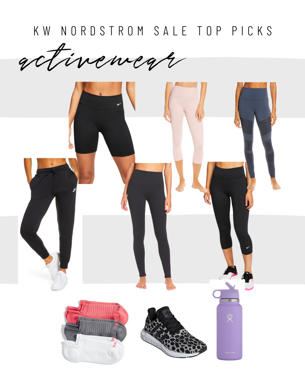 Nordstrom Anniversary Sale 2020 womens activewear