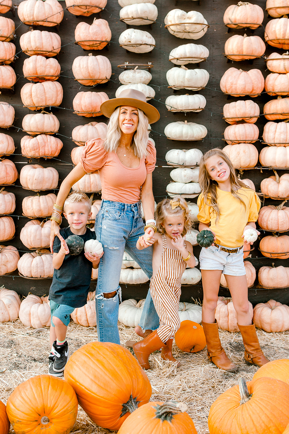 kailee wright Pumpkin patch