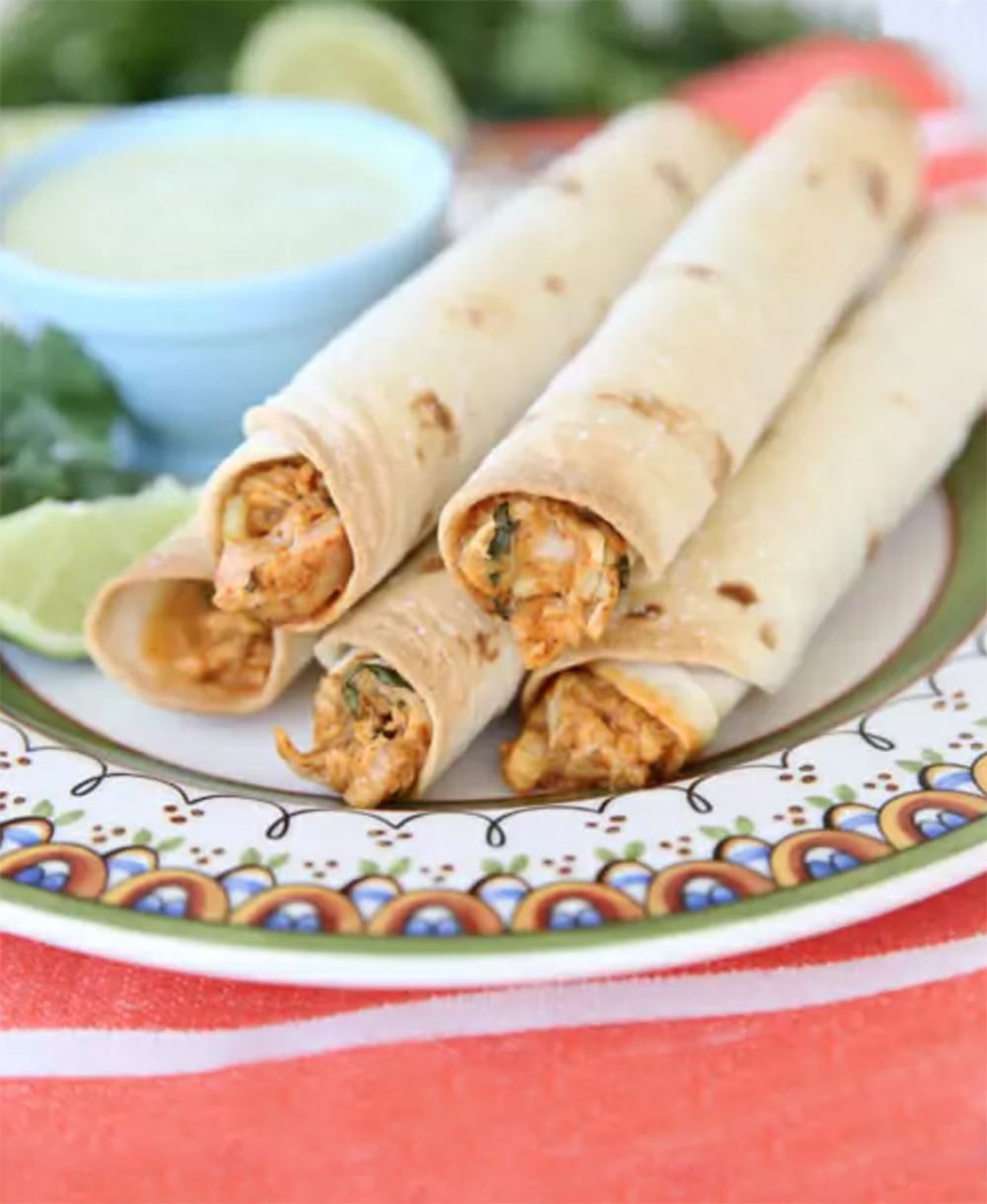 kailee wright best taquitos recipe