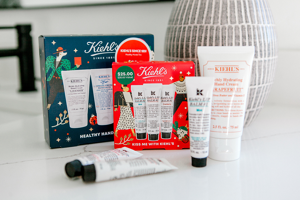 Kailee Wright Nordstrom Kiehl's Holiday Set